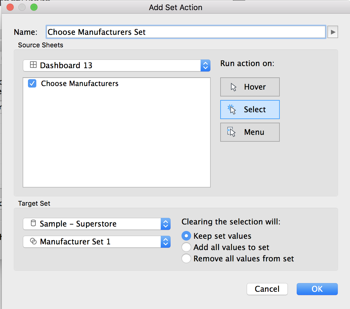 Select Multiple Items Using Set Action Menus – Lindsey Poulter